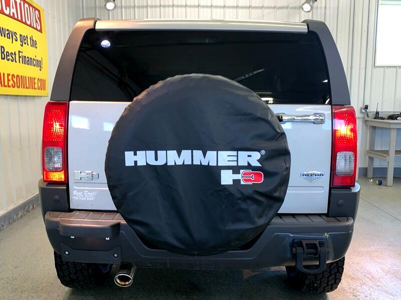 2008 HUMMER H3 Alpha Leather
