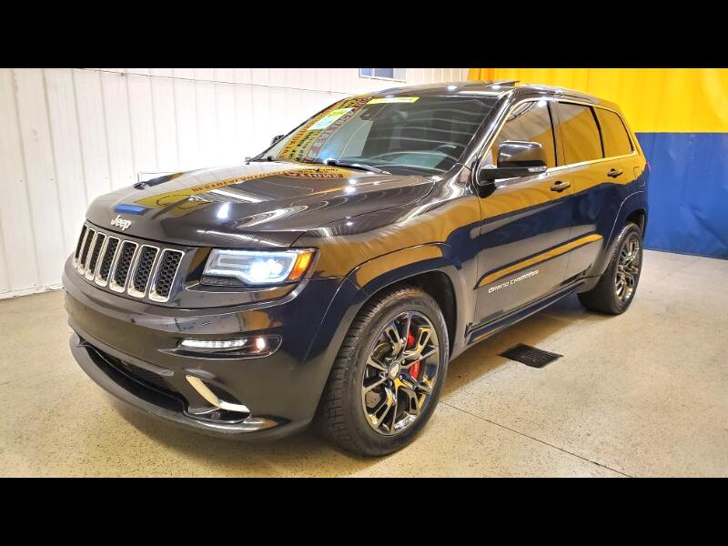 Jeep Grand Cherokee SRT8 4WD 2014