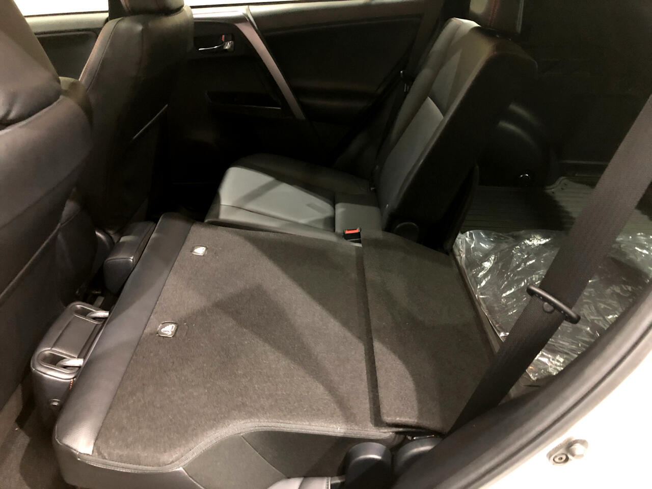 2017 Toyota RAV4 SE 4WD