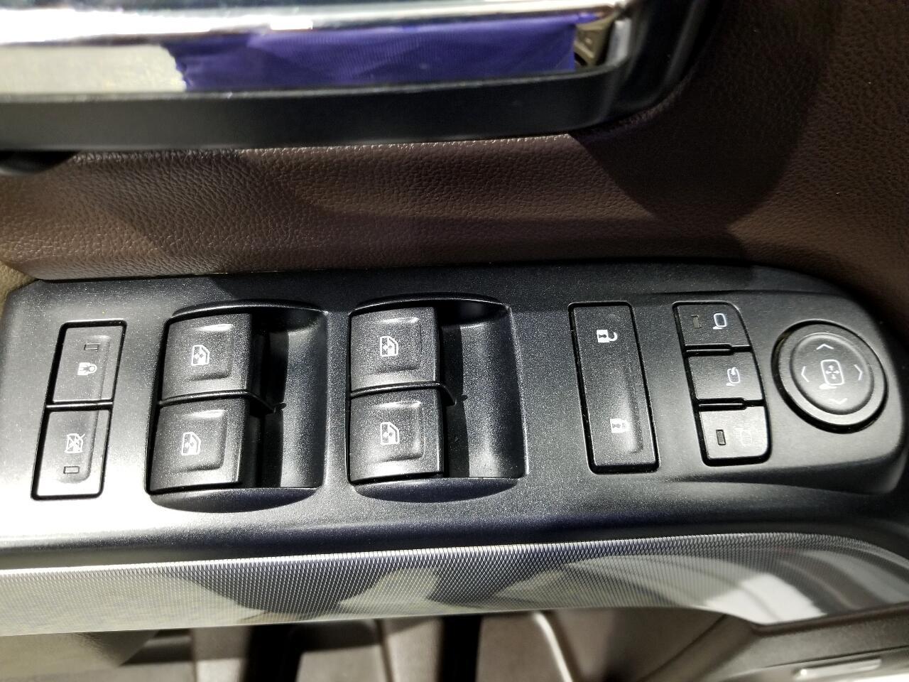 2014 Chevrolet Silverado 1500 Crew Cab Crew Cab 143.5
