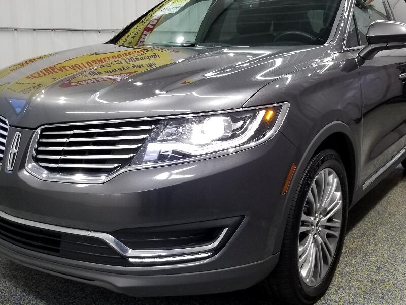 2017 Lincoln Lincoln MKX FWD