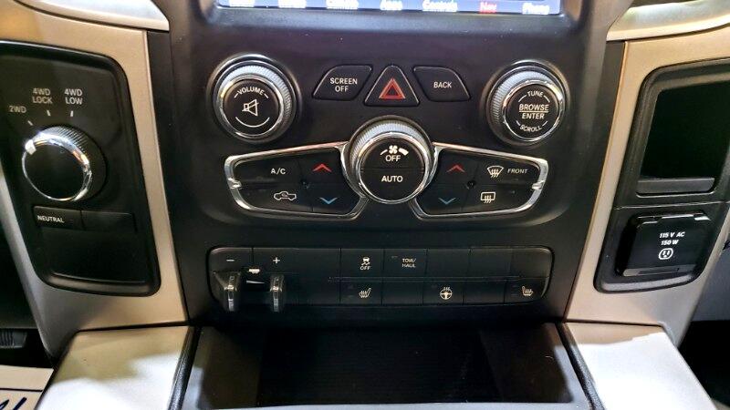 2018 RAM 2500 SLT Crew Cab SWB 4WD