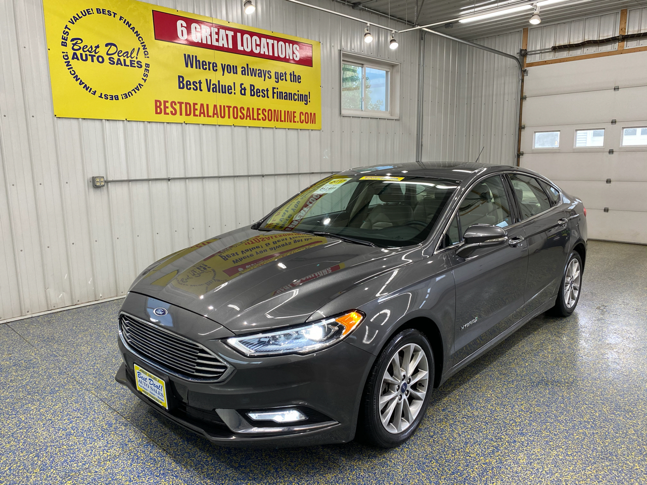 Ford Fusion Hybrid 2017 for Sale in Angola, IN