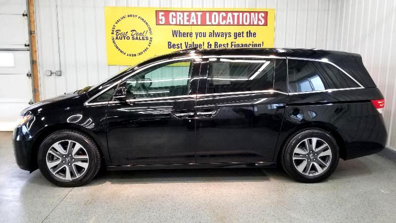 2015 Honda Odyssey 5dr Touring Elite