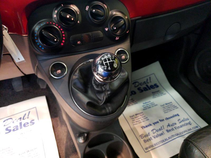 2013 Fiat 500 2dr HB Sport