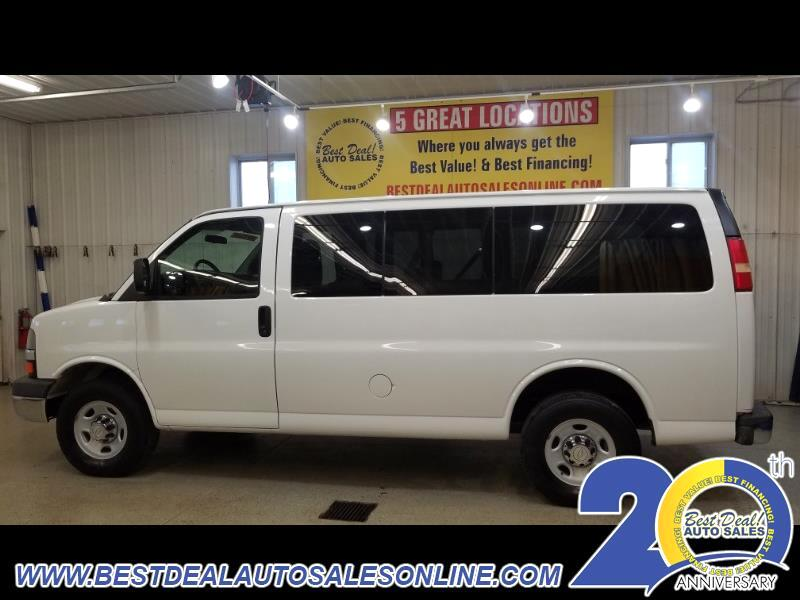 2009 Chevrolet Express LS 3500