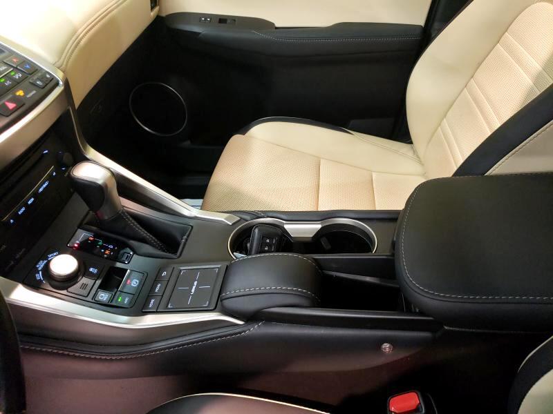 2015 Lexus NX 200t AWD 4dr