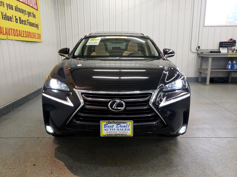 Used 2015 Lexus NX 200t AWD 4dr for Sale in Auburn IN ...