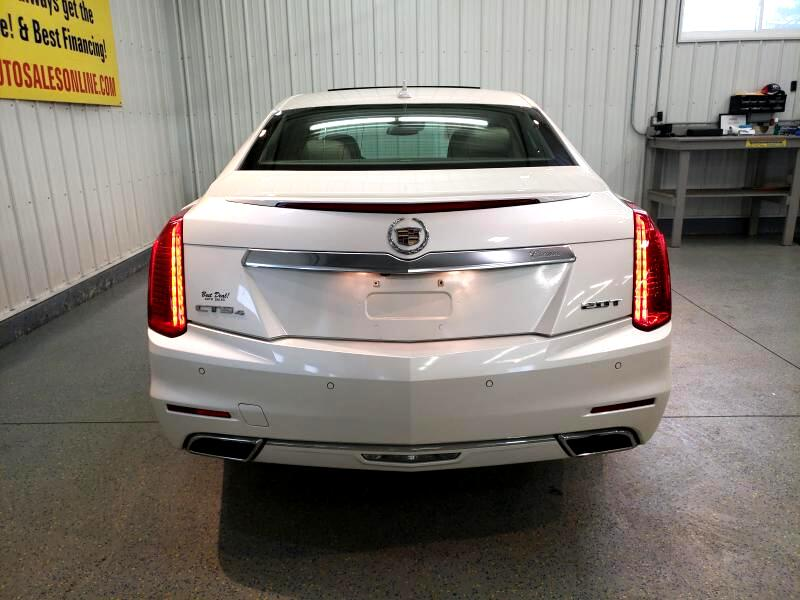 2014 Cadillac CTS 2.0L Turbo Luxury AWD