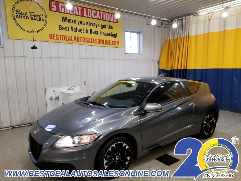 2014 Honda CR-Z Base 6M
