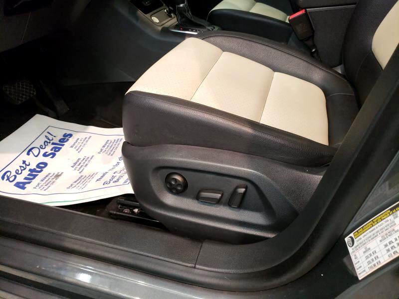 2016 Volkswagen Tiguan SE 4Motion
