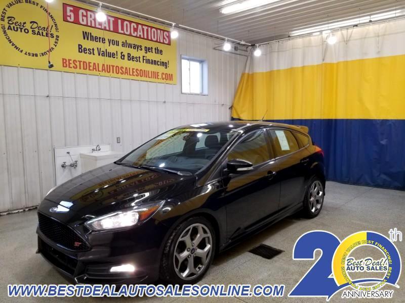 2016 Ford Focus ST Hatch