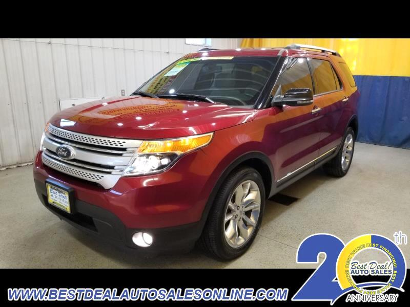 2013 Ford Explorer XLT AWD