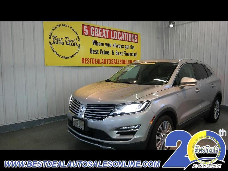 Lincoln MKC AWD 4dr Reserve 2015