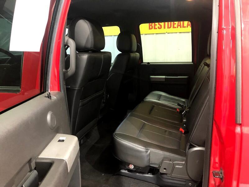 2014 Ford F-250 SD Lariat Crew Cab 4WD