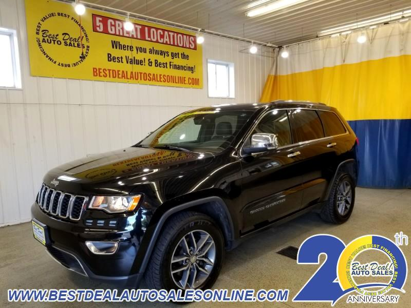 2017 Jeep Grand Cherokee 4WD 4dr 75th Anniversary