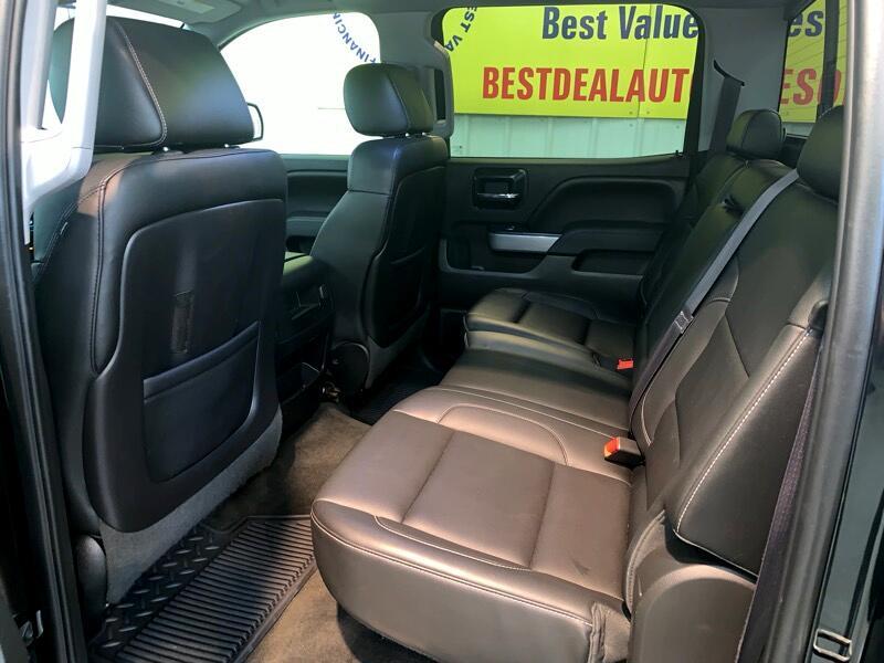 2014 Chevrolet Silverado 1500 4WD Crew Cab 147