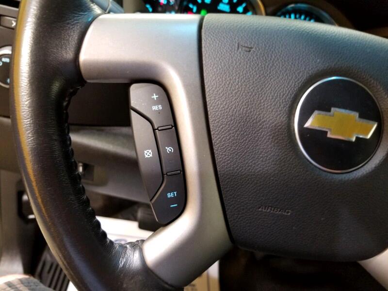 2011 Chevrolet Silverado 1500 LT Crew Cab 4WD