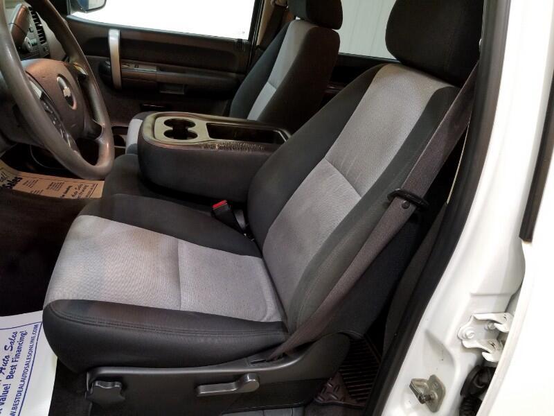 2009 Chevrolet Silverado 1500 LS Crew Cab 2WD