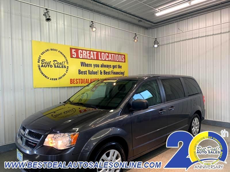 Dodge Grand Caravan SE 2016
