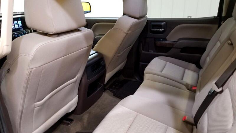 2017 Chevrolet Silverado 1500 LT Crew Cab 4WD