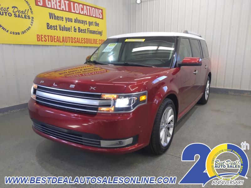Ford Flex 4dr Limited AWD 2015