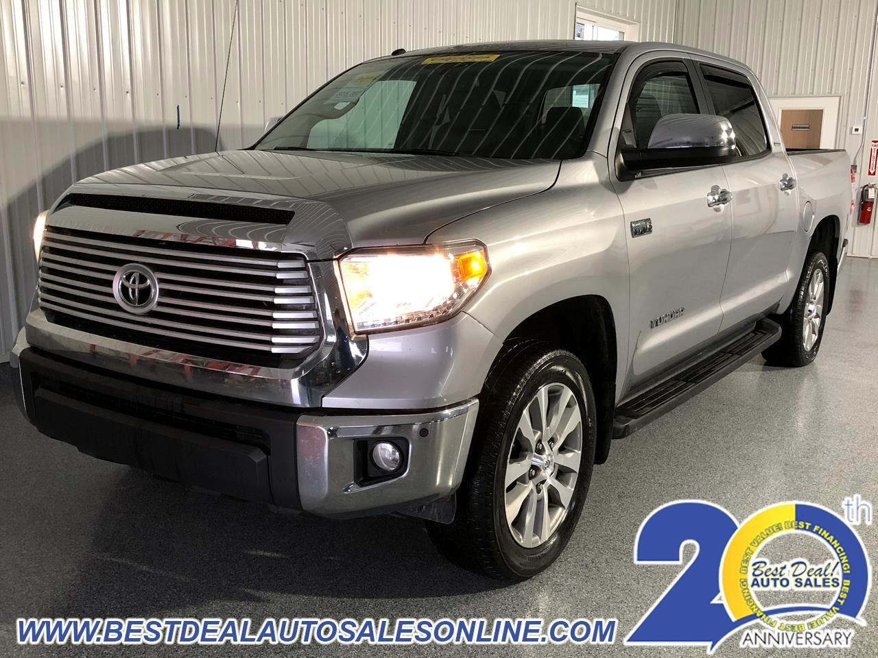 2014 Toyota Tundra Limited V8