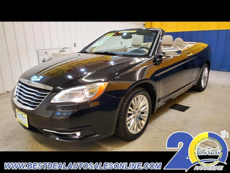 Chrysler 200 Limited Convertible 2011
