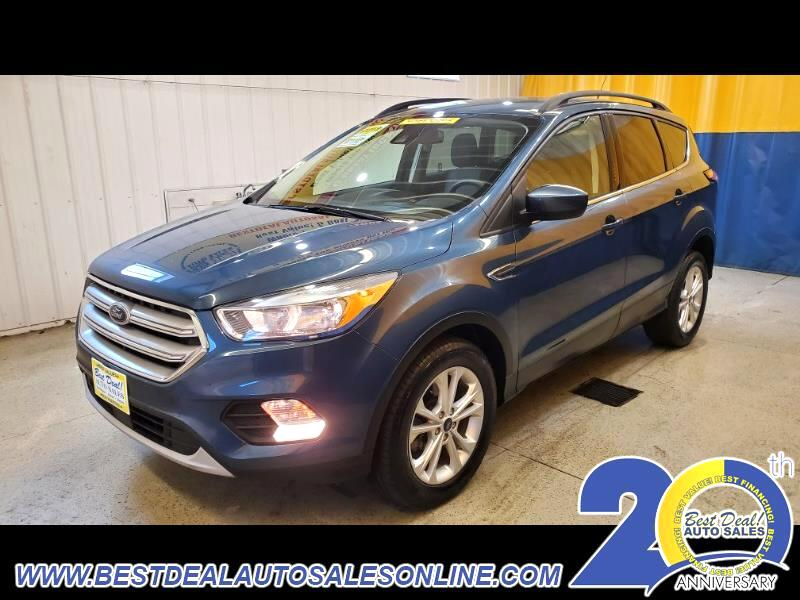Ford Escape SE AWD 2018