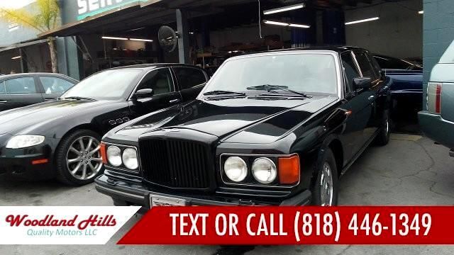 1994 Bentley Brooklands  for sale VIN: SCBZF02C2RCX54660
