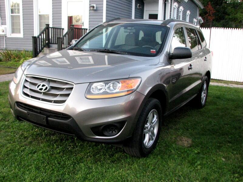 2011 Hyundai Santa Fe GLS 2.4 AWD