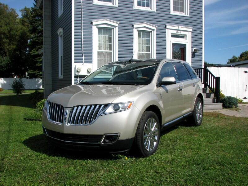 2011 Lincoln MKX Premiere AWD