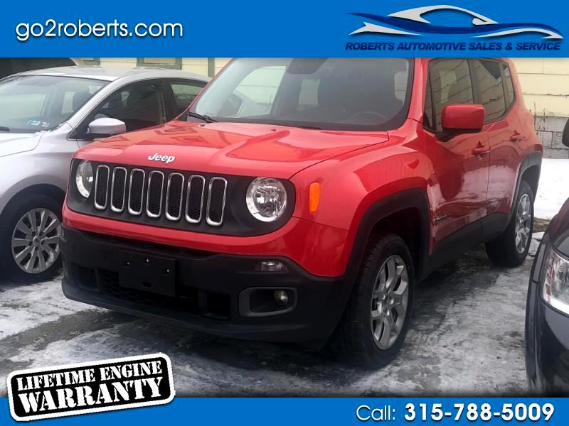 Jeep Renegade Latitude 4WD 2016