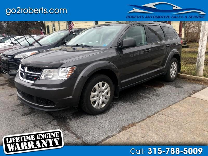 Dodge Journey SE AWD 2016