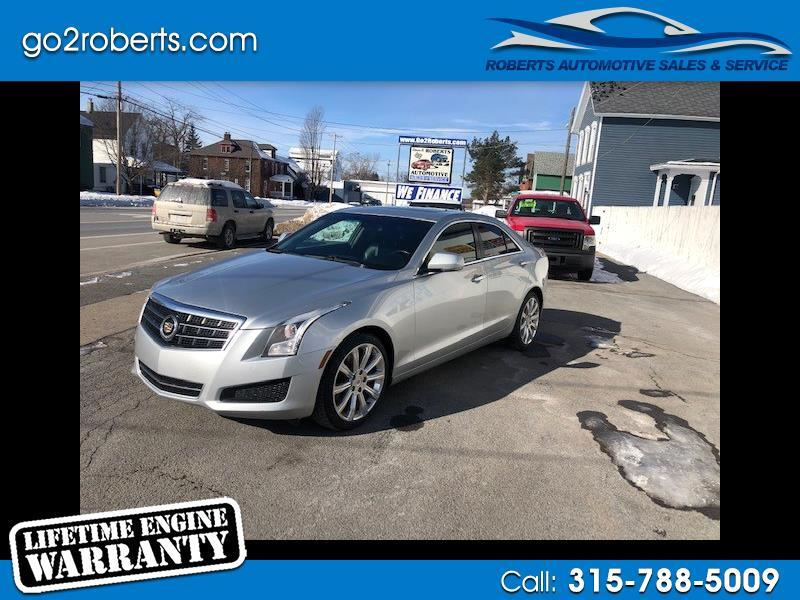 Cadillac ATS 2.0L Luxury AWD 2013
