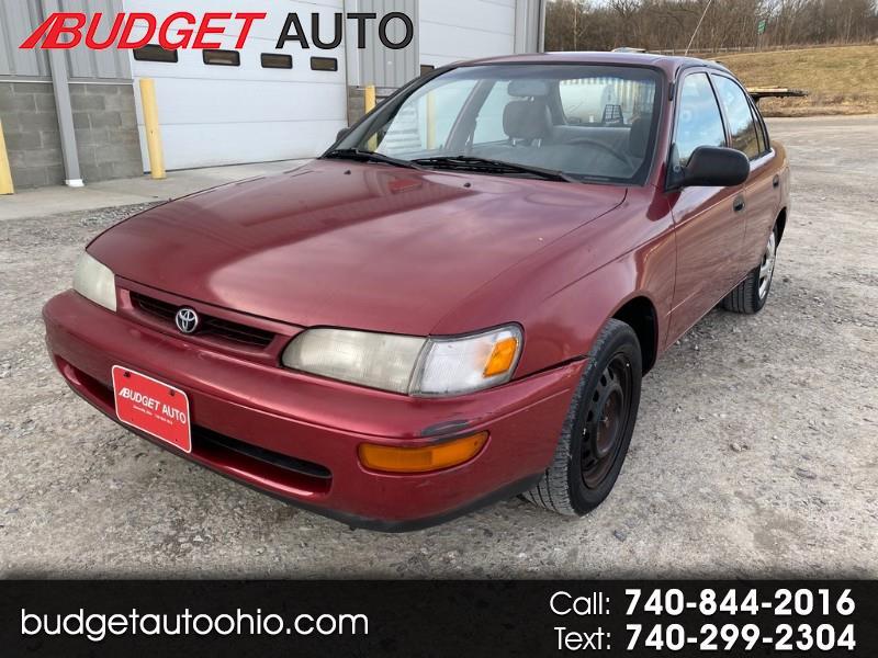 Toyota Corolla Base 1997