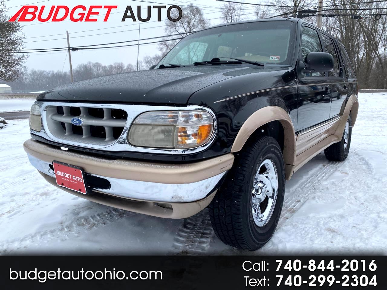 Ford Explorer Eddie Bauer 4-Door 4WD 1996