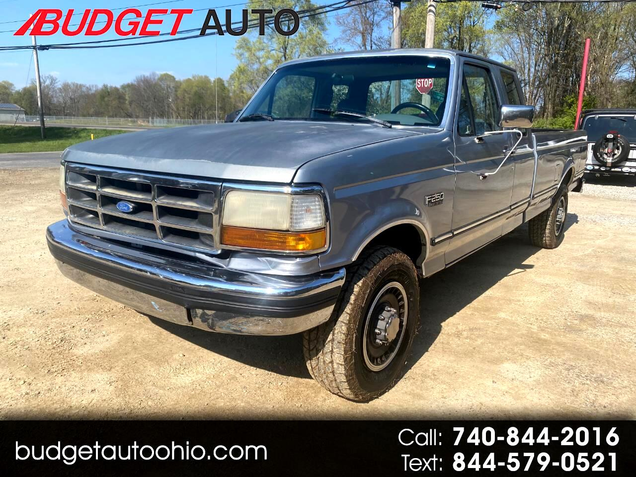 Ford F-250 HD S SuperCab 2WD 1994