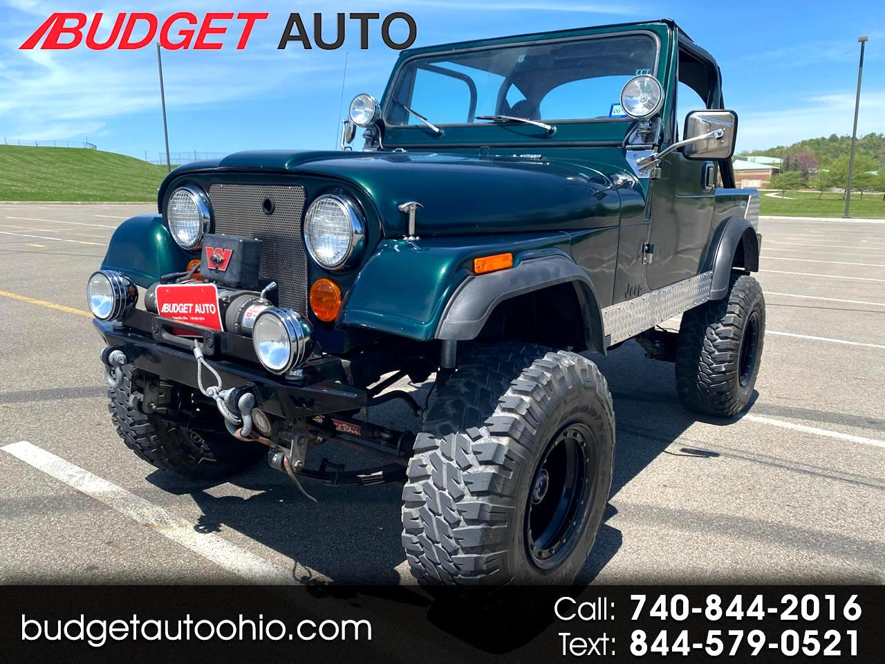 Jeep CJ-7 Base 1983