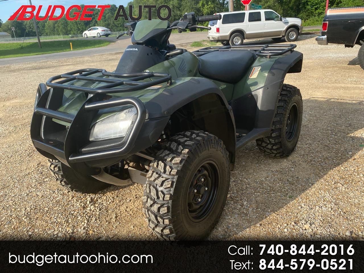 Honda TRX650FA  2003