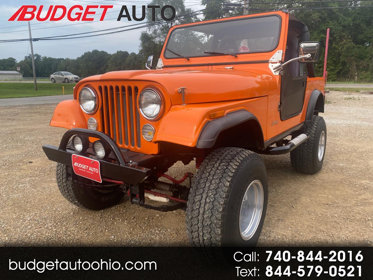 Jeep CJ-7  1977