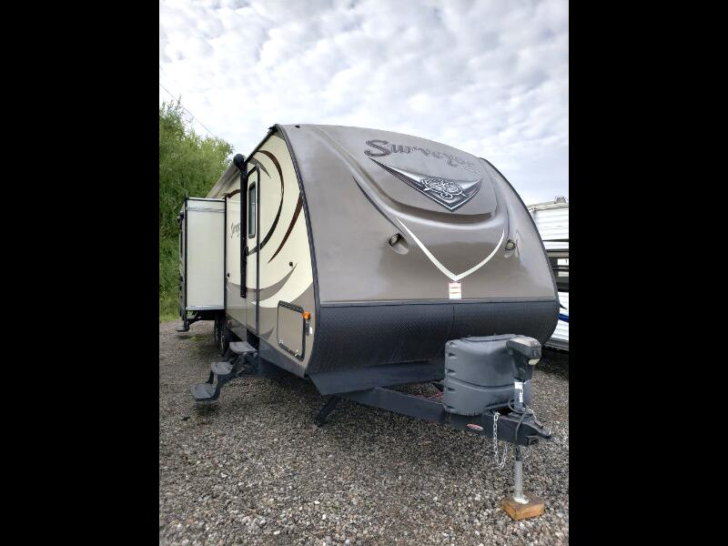 2016 Forest River Surveyor 265 RLDS