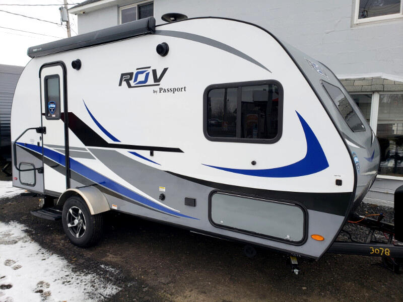 2018 Keystone RV Passport ROV 170RK