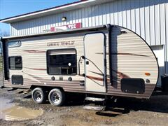 2016 Cherokee Trailer Grey Wolf