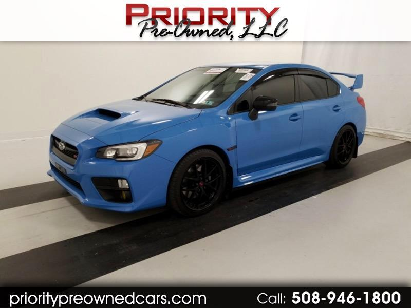 2016 Subaru WRX STI Launch Edition