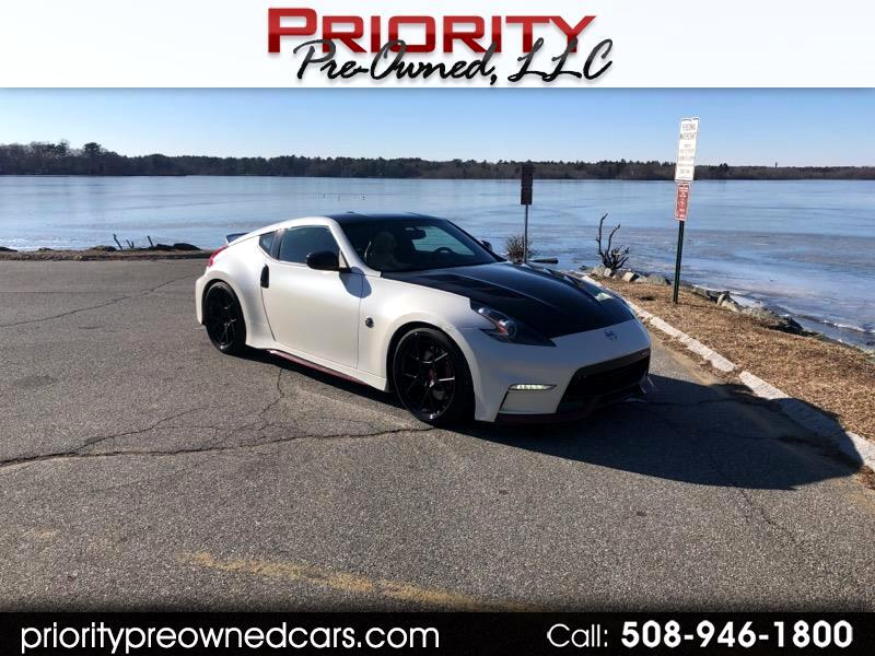 2016 Nissan Z 370Z Coupe NISMO Tech 6MT