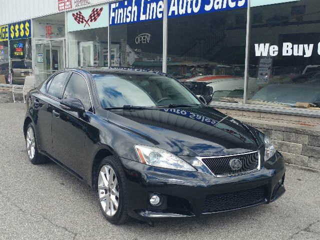 Lexus IS 250 4dr Sport Sdn Auto AWD 2012
