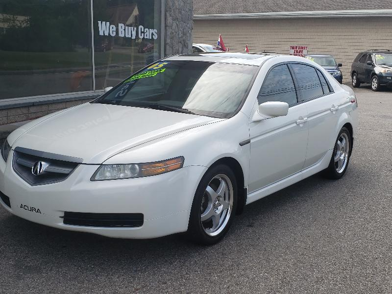 Acura TL 5-Speed AT 2005