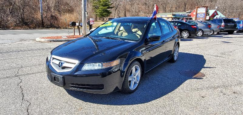 Acura 3.2 TL 5-Speed AT 2006