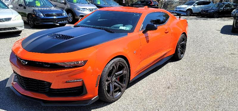 Chevrolet Camaro 1SS Coupe 6M 2020
